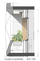 Galerie der Umwandlung des Bürogebäudes in 90 Wohnungen / MOATTI-RIVIERE – 22 ,  #Bürogebäude…