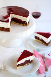 Celestial Fruity Red Riding Hood Cake – Rezept und Video von Sugarprincess