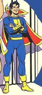 captain marvel jr dc comics