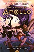 Free Download Pdf The Tyrants Tomb The Trials Of Apollo Book Four Free Epub Mobi Ebooks Trials Of Apollo Rick Riordan Rick Riordan Books