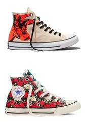 b2cfad6d2f53f3 The Converse Chuck Taylor All Star Andy Warhol Collection
