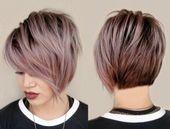 Lecker süß und Total mädchenhaft! Eine rosa Haarfarbe ist immer noch ziemlich trendy, und sogar ein Haar-Frisur! Was hältst du von diesen 10 kurze…