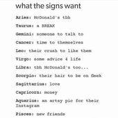 Honestly… lmao … #astrology #watersign #airsign #taurus #taurusmemes