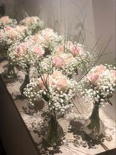 Hochzeitsmittelstück – Les Fleurs d'Agrippine Hochzeitsmittelstück – Les Fleurs d'A…