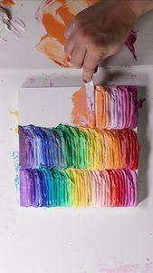 J Adore Cette Technique Pour L Art Au Crayon Fondu Faire