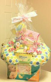 DIY Baby Shower Gift Basket Ideas for Girls – babyparty