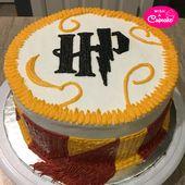 Süßer Schlag von Harry Potter Cake | Wünsche einen Cupcake