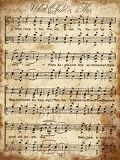 Grungy Aged Classic Christmas Carol Music Digital Sheet INSTANT Printable Obtain – 2 Sheets What Little one is This and Whereas Shepherd Watched