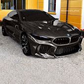 Click on on the image for extra !! BMW ///M8😱😍Like❤ Observe: @bmwmlovers_of…