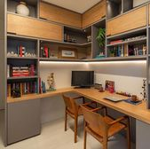 Office Layout Design | French Home Decor | Modern Home Office Decorating Ideas 2…