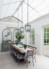 40 Cozy Modern Farmhouse Sunroom Design Ideas – wall