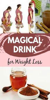 Honig-und Zimt-Getränk für Gewichtsverlust. Übergewicht ist ein kritisches Thema bei …   – Weight Loss diet