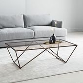 Terrace Coffee Table At West Elm – Coffee Tables – Accent Tables – Living Room Tables