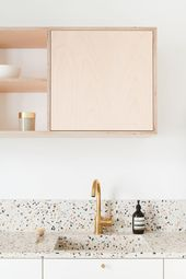 This stunning kitchen trend is perfect for minimalist Neatniks