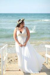 Boho Dreams-Plus brudklänningar i storlek – Studio Levana – Bröllopsklänningar i Couture
