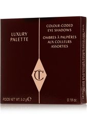 Luxurious Palette Shade-Coded Eye Shadow –