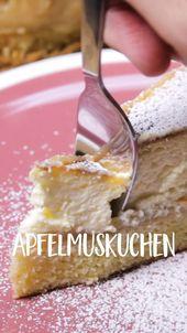 Apfelkuchen mit Vanillepudding 7 – Apfelkuchen
