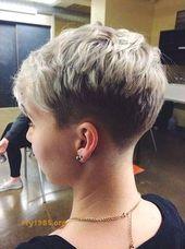 Undercut Frauen Von Hinten Best Of asymmetrische Frisuren Frauen asymmetrische Frauen Frisuren –  – #Kurzhaarfrisuren