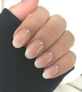 Einzigartige mittlere und kurze Nägel für stilvolle Damen # Damen #Einzigartig   – ALLES