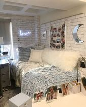 52 Main things for the dorm room Create a stylish space for lounging, studying and sleeping