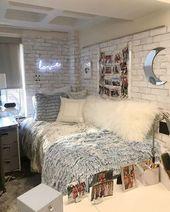52 Das Wichtigste für den Schlafsaal Schaffen Sie einen stilvollen Raum zum Faulenzen, Studieren und Schlafen
