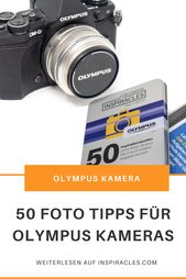Olympus Edition Fotografie Lernkarten