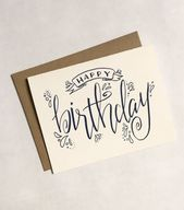 57+ Super Ideas For Birthday Card Ideas Design Projects