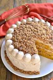 Pie Lovers Will Want to Make Room For These Thanksgiving Cake This Year