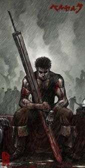 Berserk After The Battle By Darkdux On Deviantart Berserk Anime Art Deco Poster