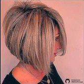 Die besten Kurzhaarschnitte werden hier angeboten. #hair #coole #bob #bobfrisuren #coolesthairstyleforwomen