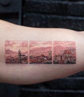 50 besten Tattoos von Amazing Tattoo Artist Eva Krbdk,  #Amazing #artist #besten #Eva #Inspir… – Inspirierende Tattoos Blog