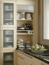 45+ Good Smart Small Kitchen Design Ideas