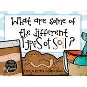 Science Freebie: What are the Different Types of Soil? 2