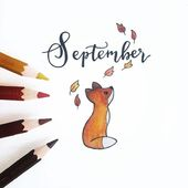 bujobeyond Finally, my September front page has the little fox of … – Trending Still Arts & Designs for 2019