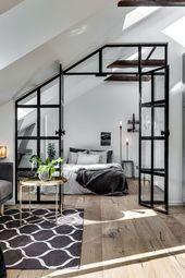 ▷ 1001 ideas for the modern attic apartment