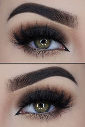 21 Sexy Smokey Eye Makeup Ideas to Help You Catch His Attention See more: glamin