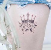 50 schöne Tattoos für Frauen über 40