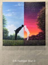 7 Home Decor Painting Ideas – Art For Beginner – Lover