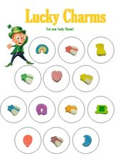 Get Lucky Charm DXF