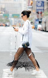 13 Tipps zum Stylen von schierer Mode – denn diese durchsichtigen Wunder sind sehr knifflig
