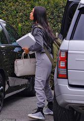 Kim Kardashian arrives for law school exam in LA