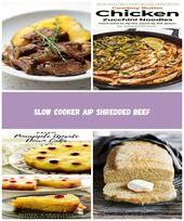 Esta carne de res triturada AIP de olla de cocción lenta es la receta sabrosa más deliciosa que …   – 2-week-diet-plan