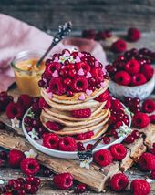 Die besten veganen Pancakes