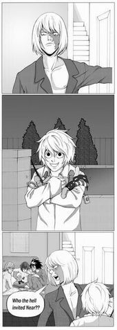 Death Note Parodie (MELLO WONKA) – Was zum Teufel .. nur gesehen, YAOI 😖😖