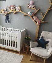 Bezauberndes Kinderzimmer Styling des Kinderzimmers: Spielen, Lesen, Lernen und Träumen …   – Stauraum ideen
