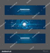 Abstract Trendy Technology Concept Light Movement Stock Vector (Royalty Free) 1501465295