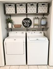 50+ Best Little Laundry Decorating ideas that inspire you