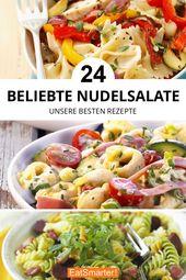 Las mejores ensaladas de pasta.   – Grill Rezepte