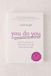 You Do You By Sarah Knight – #doyou #Knight #Sarah