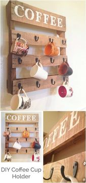 55 Beautiful DIY farmhouse furniture and decoration ideas for a rustic country house